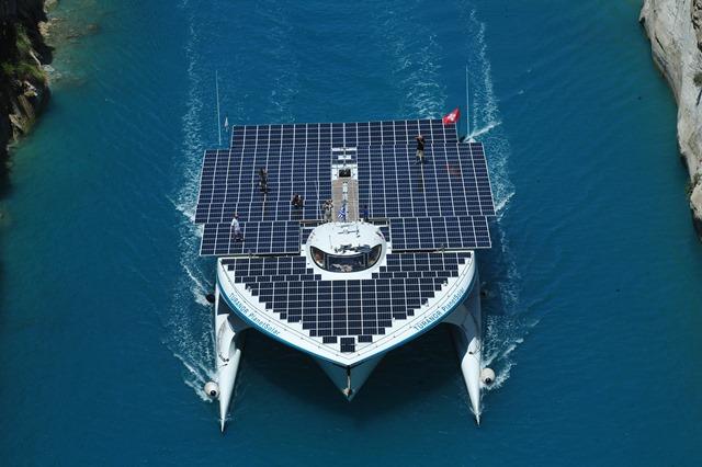 Το μεγαλύτερο ηλιακό σκάφος στα «άδυτα» των προϊστορικών τοπίων