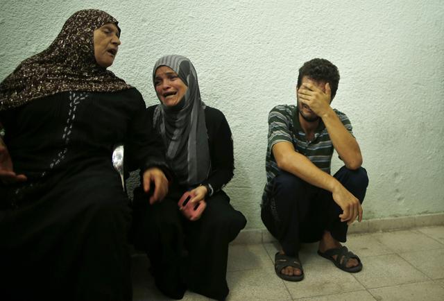 Το Ισραήλ κατηγορεί τη Χαμάς για το βομβαρδισμένο σχολείο του ΟΗΕ