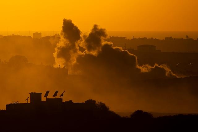 Τριήμερη κατάπαυση του πυρός στη Γάζα