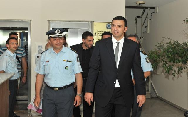 Κικίλιας: «Διαρκής κι επίπονος ο αγώνας κατά της τρομοκρατίας»
