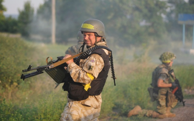 Διπλωματικός πυρετός για την Ουκρανία