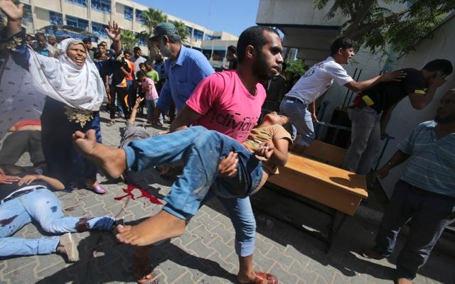 Ο ΟΗΕ καταδικάζει ως «εγκληματική» τη νέα επίθεση σε σχολείο του στη Γάζα