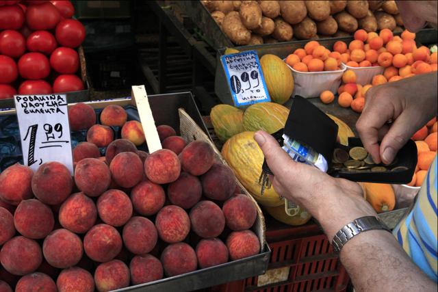 Η Ρωσία το ξανασκέφτεται για τις εισαγωγές ελληνικών φρούτων