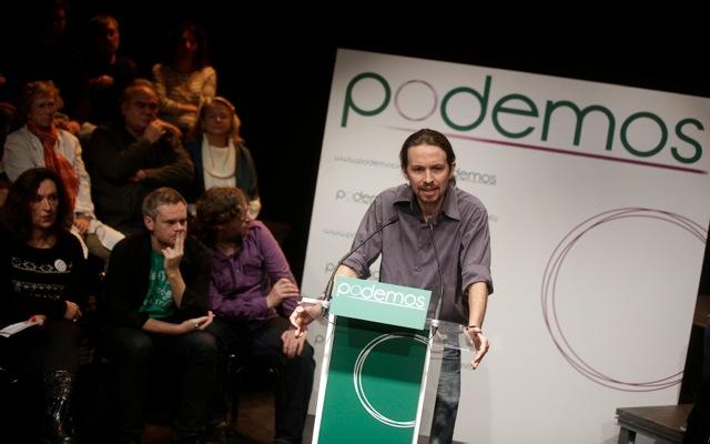 Εντυπωσιακή άνοδος του «Podemos» στην Ισπανία