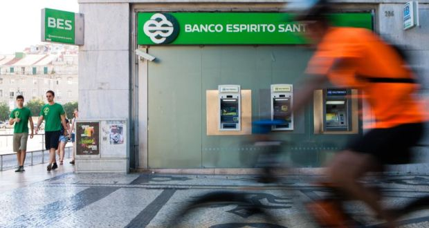 To σχέδιο διάσωσης της Banco Espírito Santo