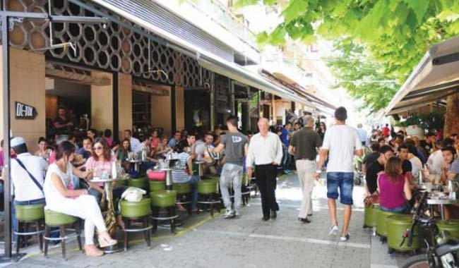 Λάρισα: Η πόλη με τις 1.674 καφετέριες!