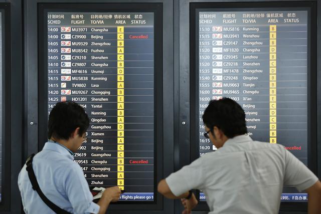 Η Κίνα «σκαρφαλώνει» στην κορυφή των επιχειρηματικών ταξιδιών