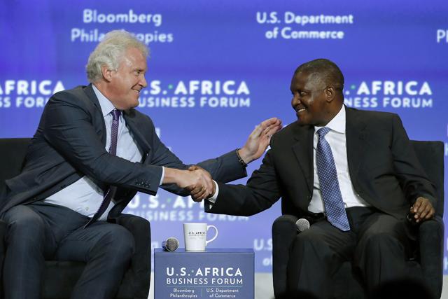 Δύο δισ. δολάρια «ρίχνει» η General Electric στην Αφρική
