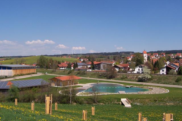 Το χωριό με 321% περισσότερη ενέργεια απ' όση χρειάζεται