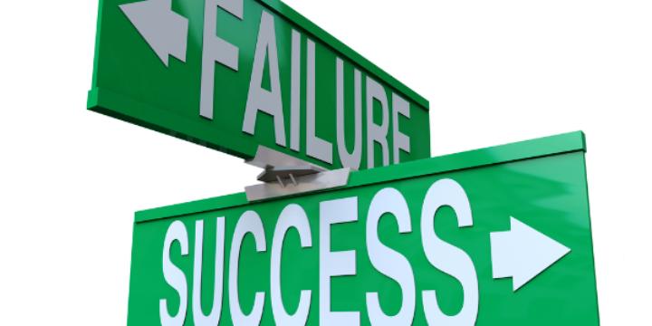 Η ευτυχία της αποτυχίας
