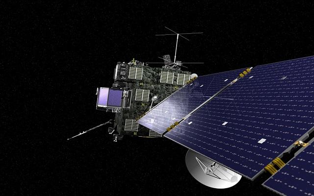 Για πρώτη φορά διαστημικό σκάφος σε τροχιά γύρω από κομήτη