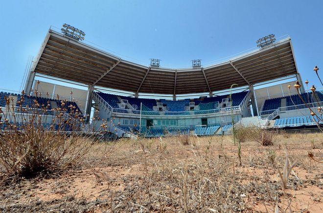 Εικόνες ντροπής στα Ολυμπιακά Ακίνητα