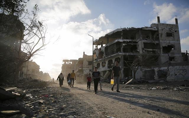 Διεθνείς επιθεωρητές για το εμπόριο στη Γάζα προσκαλεί το Ισραήλ