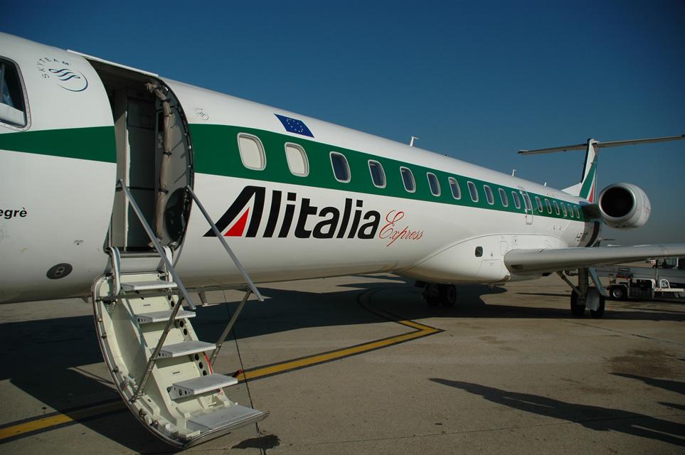 Μια πιο «σέξι» Alitalia o στόχος της Etihad