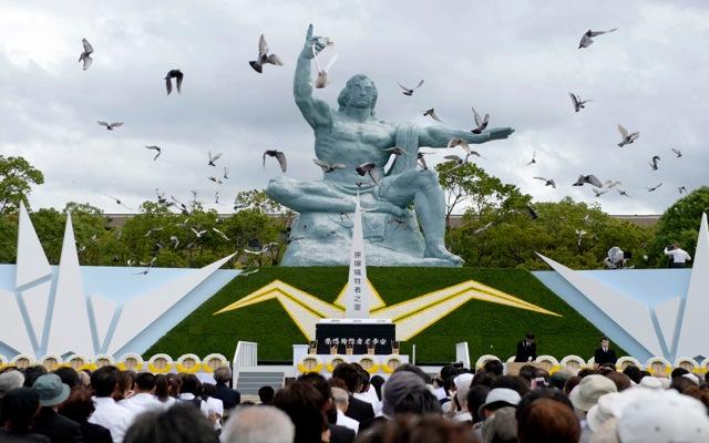 69 χρόνια από τη ρίψη της ατομικής βόμβας στο Ναγκασάκι