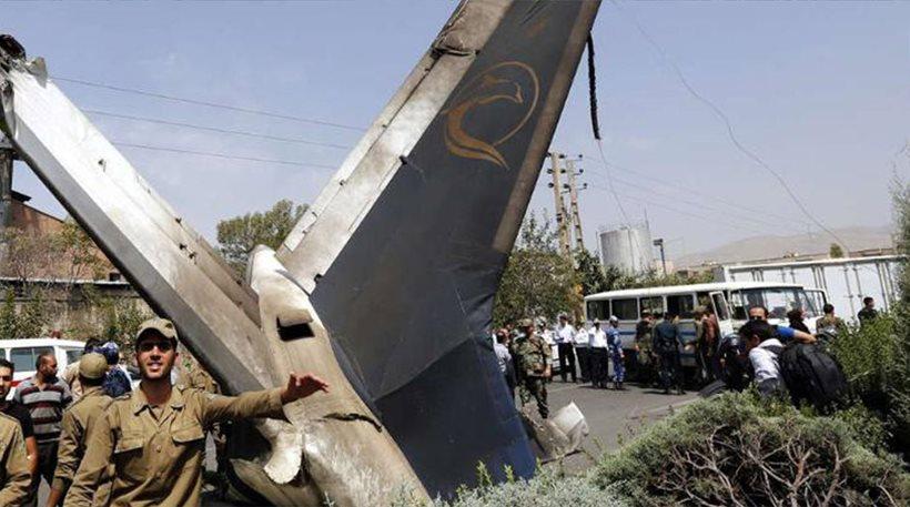 Νέα συντριβή αεροσκάφους με 39 νεκρούς
