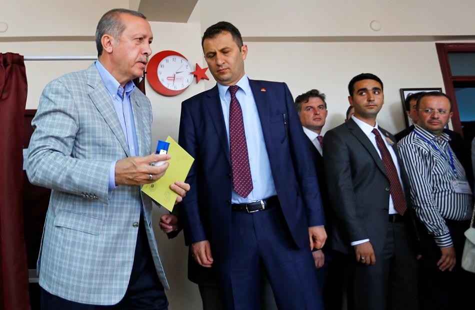 Συγχαρητήρια από Πούτιν και Μέρκελ σε Ερντογάν