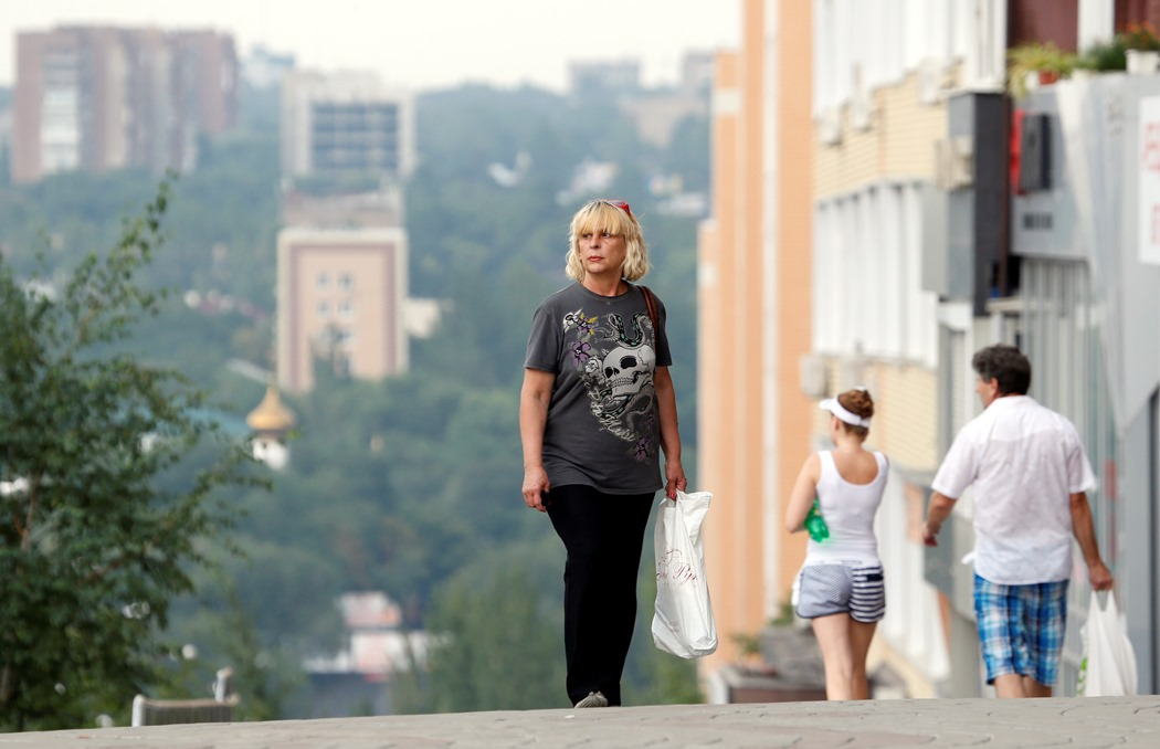 Η Ρωσία μπαίνει στην Ουκρανία…για ανθρωπιστική βοήθεια