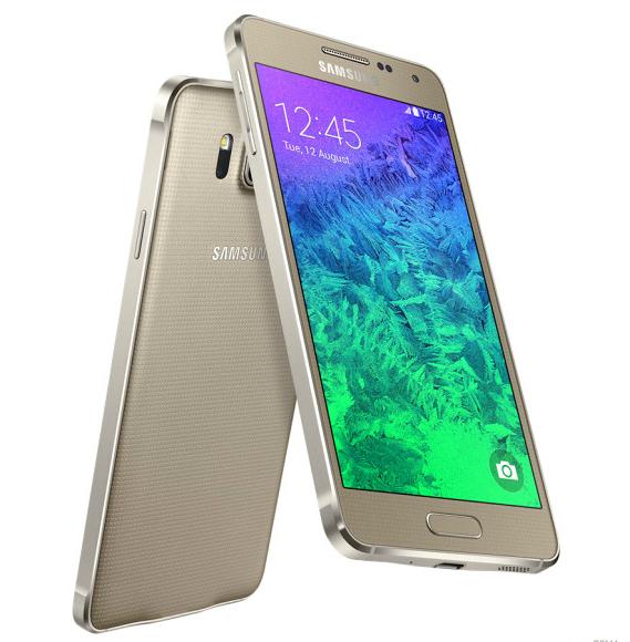 To νέο smartphone της Samsung είναι εδώ