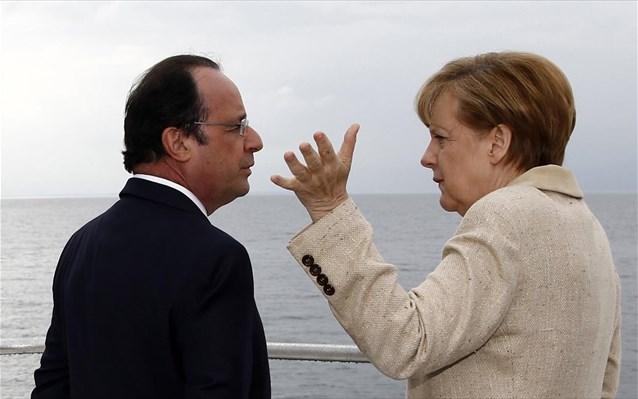 «Χειμώνας» στην Ευρωζώνη μέσα στο Καλοκαίρι