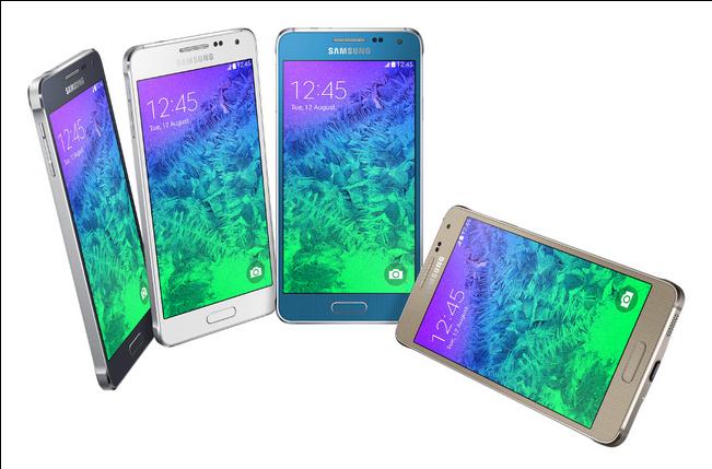 Πώς η Samsung ταράζει ξανά τα νερά με το Galaxy Alpha