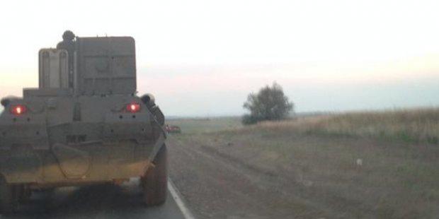 Guardian: Τα ρωσικά οχήματα πέρασαν στην ουκρανική επικράτεια