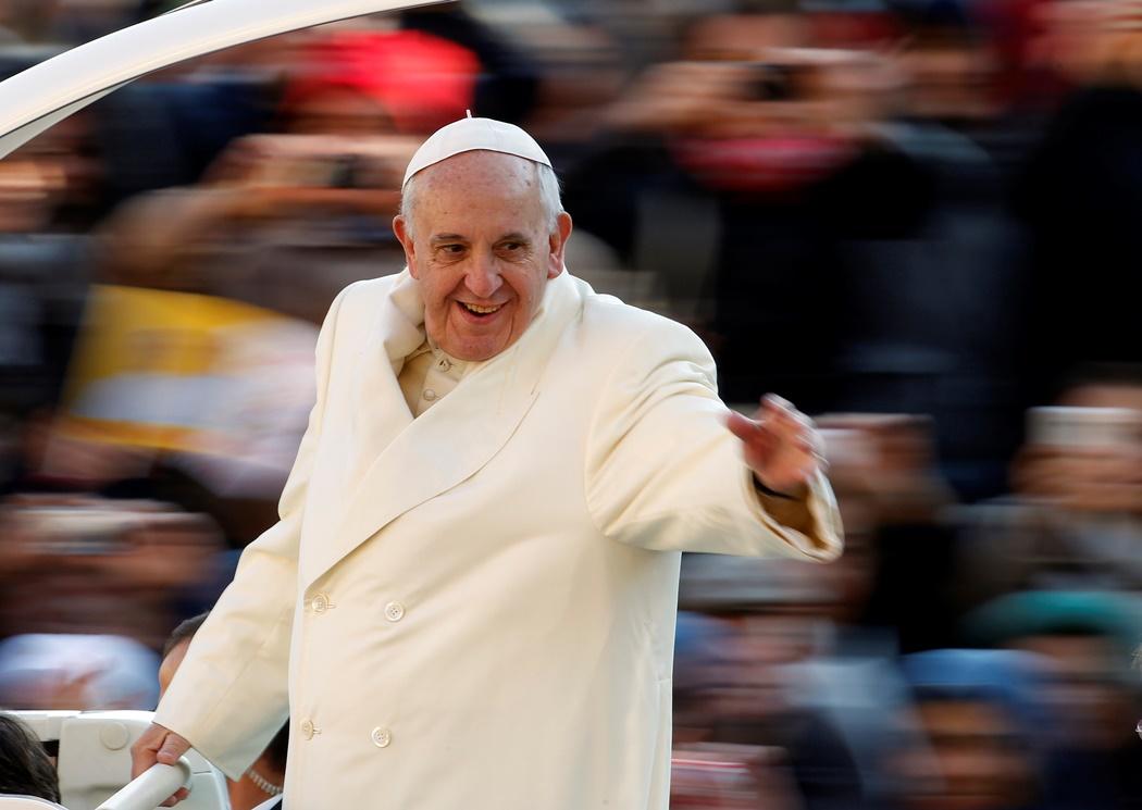 Ο άριστος μάνατζερ Πάπας Φραγκίσκος