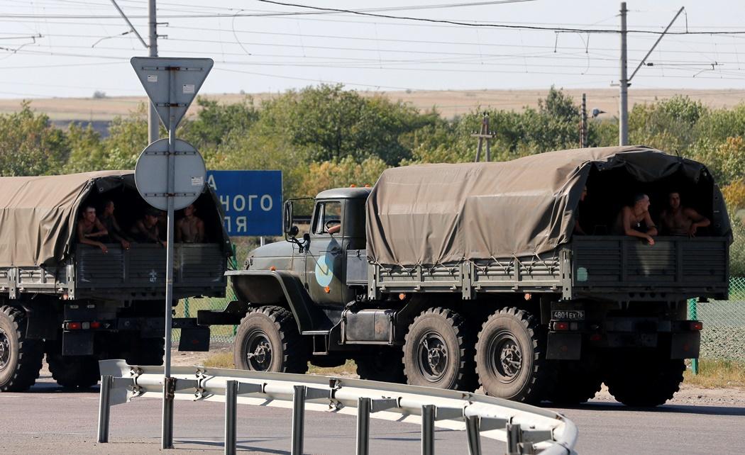 Συμφωνία υπό όρους για την παράδοση ρωσικής βοήθειας στην Ουκρανία