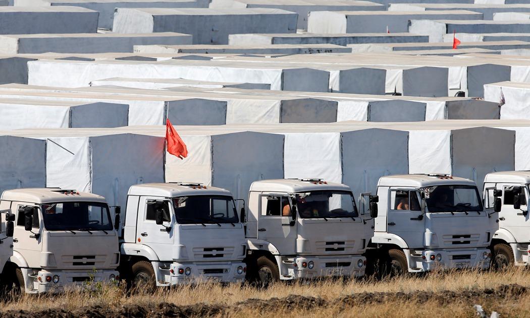 Συμφωνία Μόσχας – Κιέβου για την ανθρωπιστική βοήθεια
