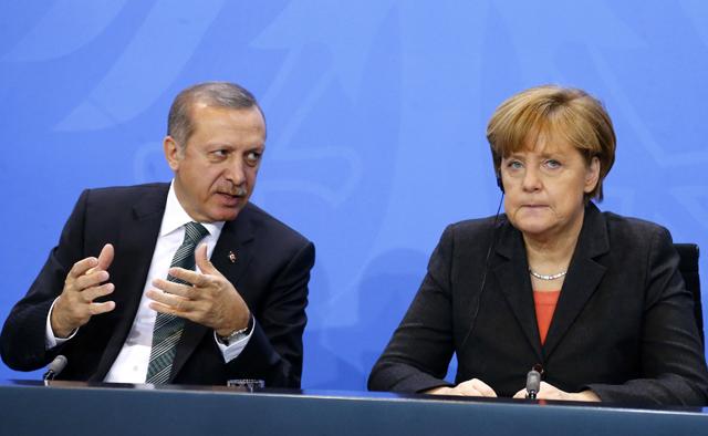 Τουρκία: Έρευνες για την υπόθεση γερμανικής κατασκοπείας
