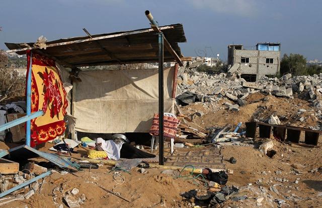 «Το Ισραήλ θα απαντήσει δυναμικά εάν συνεχιστούν οι ρίψεις ρουκετών»