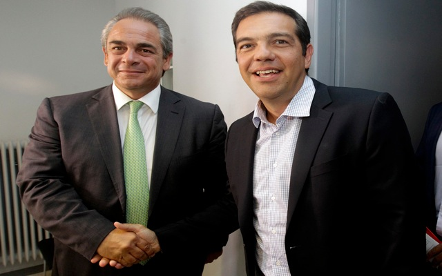 Τσίπρας: «Πρόθεση μας, η σύνταξη σχεδίου ανασυγκρότησης της χώρας»