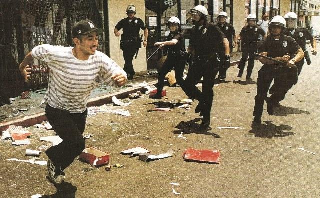 Rodney King Riots (1992)