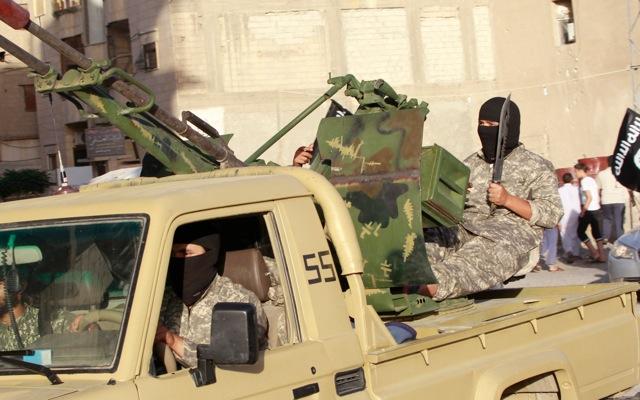 Να «πνίξει» την Αμερική «στο αίμα» απειλεί το «Ισλαμικό Κράτος»