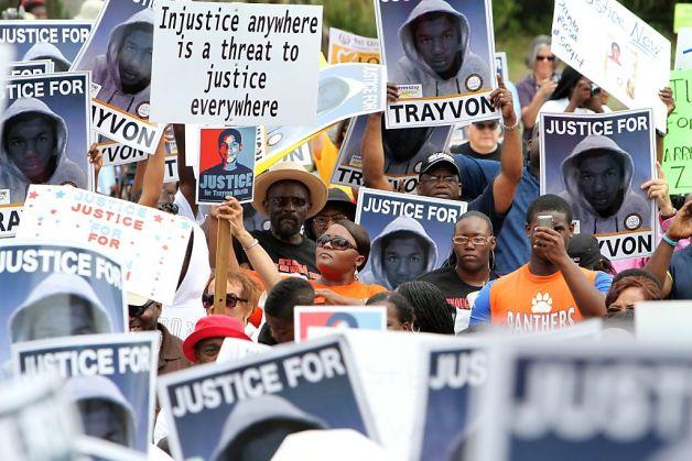 Trayvon Martin, 2012