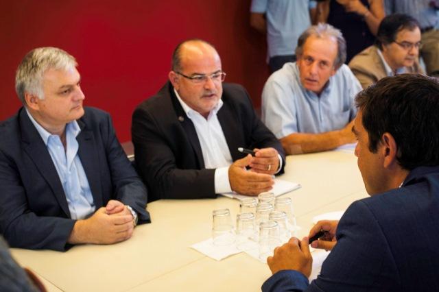Τα εργασιακά στο επίκεντρο της συζήτησης Τσίπρα-ΓΣΕΒΕΕ