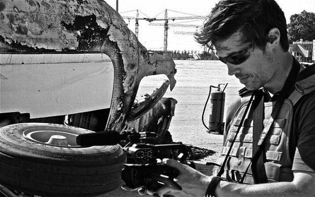 Διεθνής αποτροπιασμός για το βίντεο αποκεφαλισμού του Τζέιμς Φόλεϊ