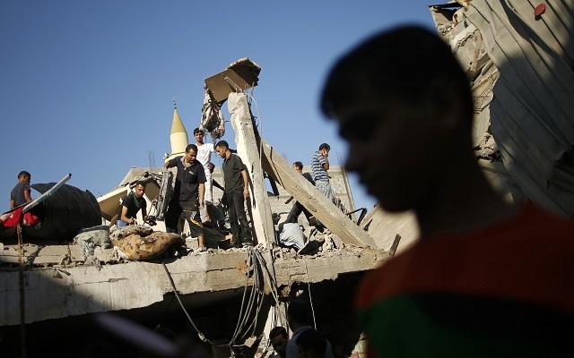 Στρατηγικό πλήγμα του Ισραήλ κατά της Χαμάς