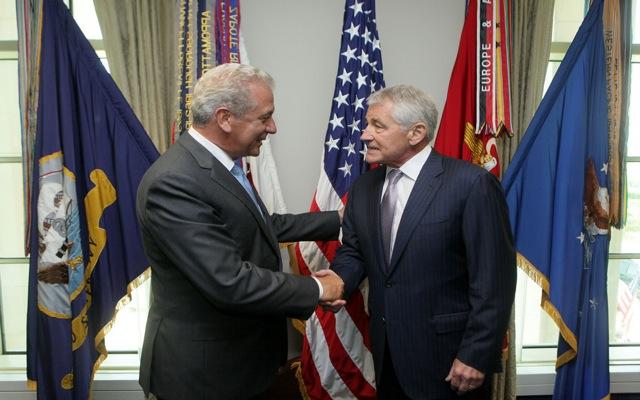 «Στρατηγική και ουσιαστική» η αμυντική συνεργασία Ελλάδας-ΗΠΑ