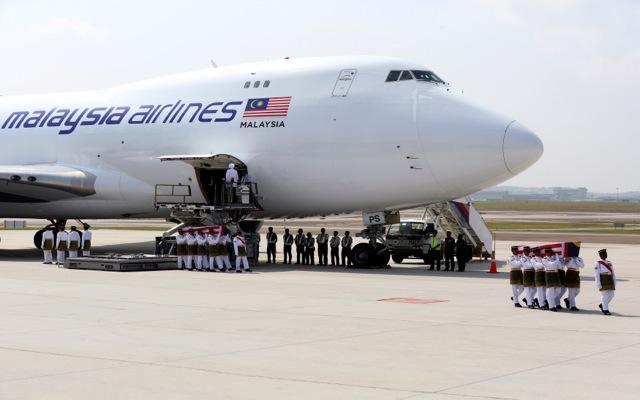 Ημέρα εθνικού πένθους στη Μαλαισία για τα θύματα του Boeing της Malaysian