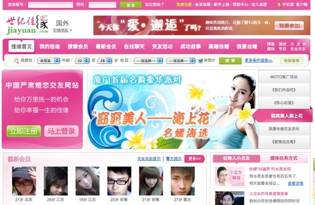 site γνωριμιών στην Κίνα