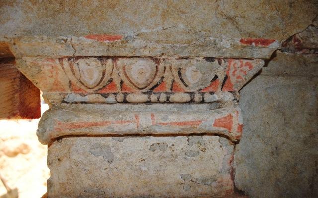 «Αποκαλύπτεται» σταδιακά ο τάφος της Αμφίπολης
