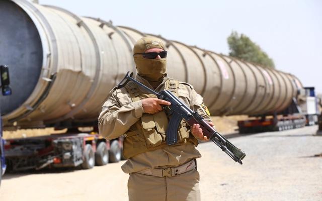 Πώς η «μαύρη» αγορά πετρελαίου χρηματοδοτεί το «Ισλαμικό Κράτος»