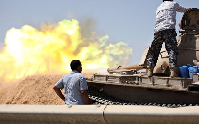 Βυθισμένη στο χάος η Λιβύη