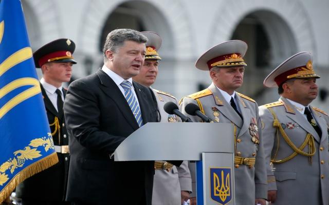 2,2 δισ. ευρώ για τον επανεξοπλισμό του ουκρανικού στρατού