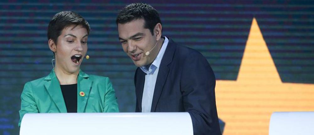 Γερμανίδα πολιτικός καλεί τον Τσίπρα να «λουστεί» με παγωμένο νερό