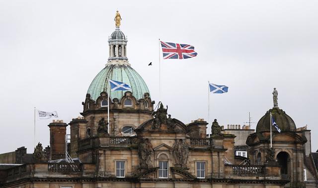 Ψηφοφορία δι' αλληλογραφίας για την ανεξαρτησία της Σκωτίας
