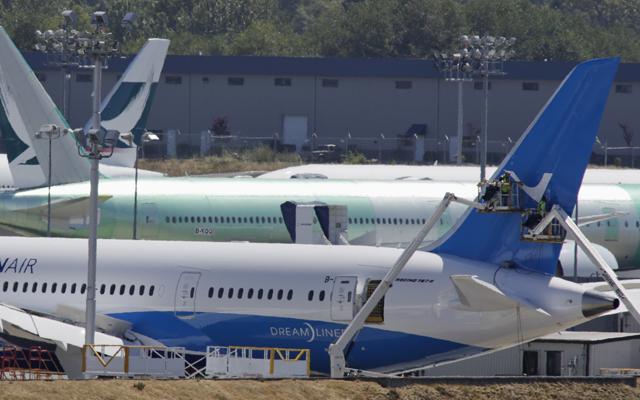 Παραγγελία $8,8 δισ. της BOC Aviation στην Boeing