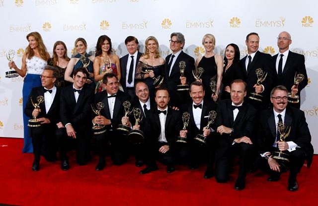 Emmy 2014: Δείτε τη λίστα με τους νικητές της φαντασμαγορικής βραδιάς