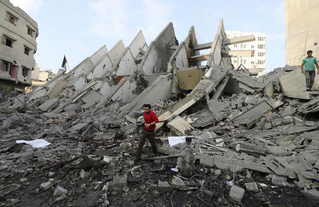 Συμφωνία Χαμάς – Ισραήλ για μόνιμη εκεχειρία στη Γάζα